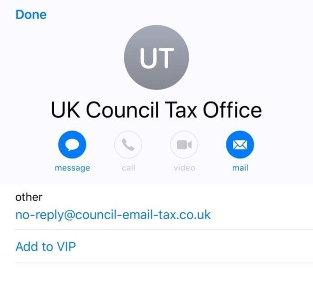 Police Issue Warning About Sophisticated Council Tax Email Scam Here S How To Spot It The Scarborough News