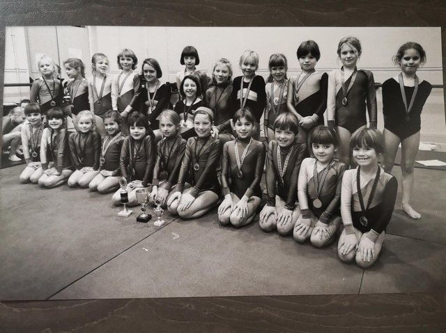 Both the Seacliff and Sports Centre Gymnastics teams are pictured in December 1991. They took part in the Yorkshire and Ryedale gymnastics competitions at the YMCA.