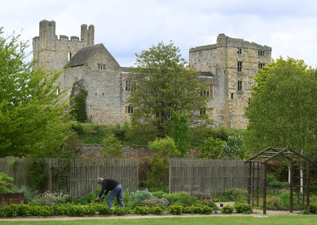 Helmsley Walled Garden may be forced to close unless vital funding is found. Photo by Jonathan Gawthorpe