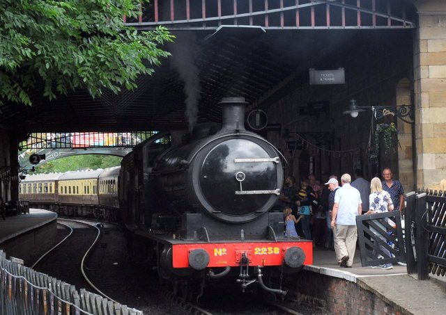 The North York Moors Railway will be holding an online auction with the deadline for bids Friday, May 29 at 5pm.