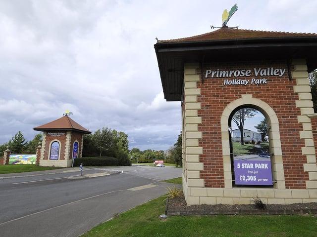 Primrose Valley site