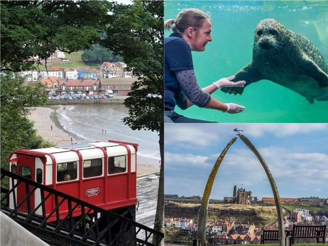 These attractions in Scarborough and along the coast are now open
