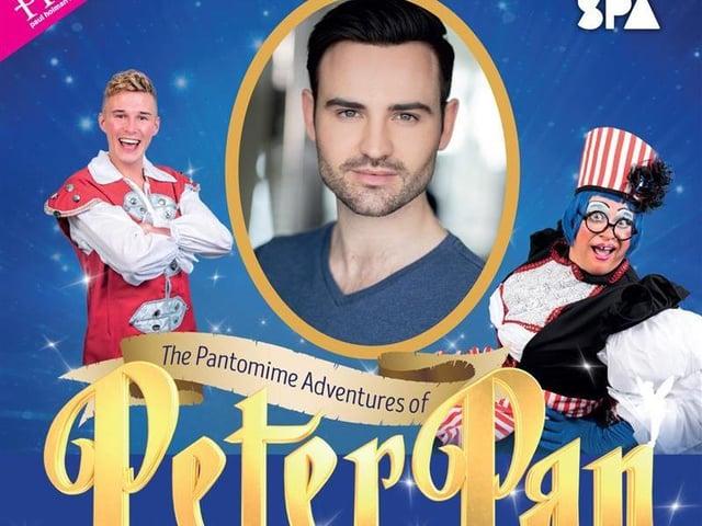 Peter Pan at Bridlington Spa