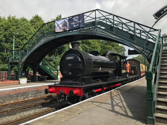 Yorkshire Day saw the reopening of the railway