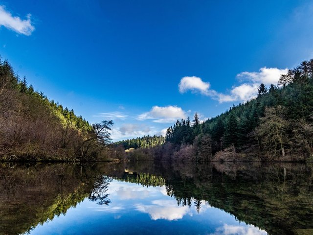 A haven of tranquility - Staindale Lake, Dalby Forest