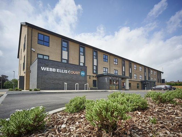 Webb Ellis Court