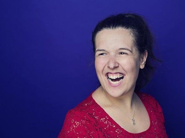 Bridlington comedian Rosie Jones