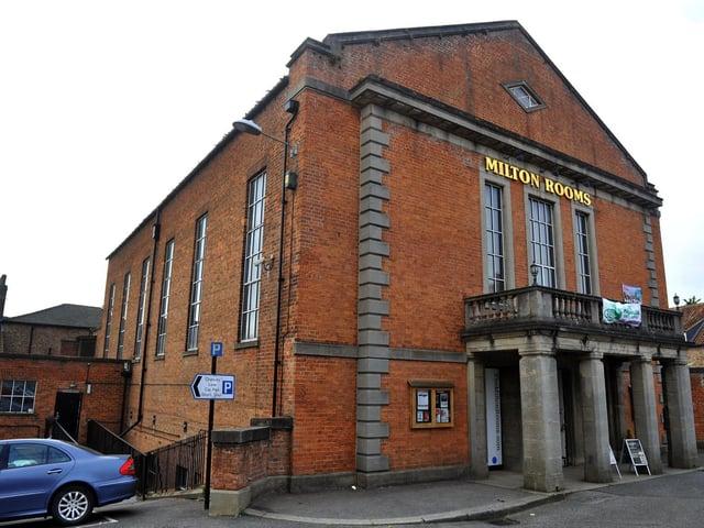 The Milton Rooms in Malton