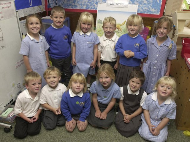 Hertford Vale School starters
