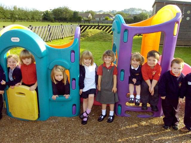 Kirkbymoorside School in 2006