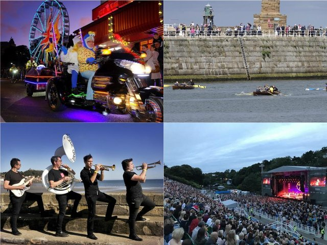 The 2021 events to look forward to in Scarborough and Whitby