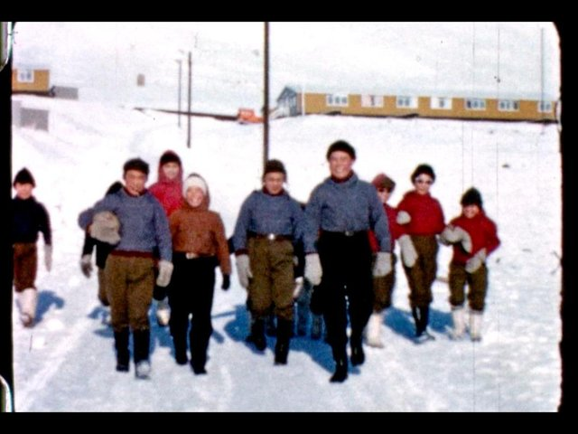 The free online film archive comprises private Super 8 films from Greenland from the 1950s, 60s and 70s.