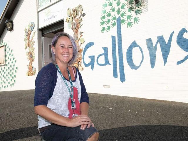 Kimmie Avison, Community Development Worker, Gallows Close Centre