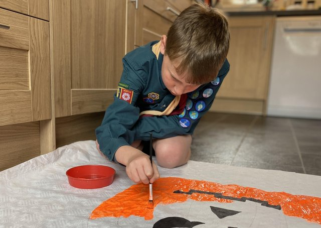 The 1st Helmsley Scout Group is asking local residents and businesses to get behind a Half Term Halloween Pumpkin Trail in the town.