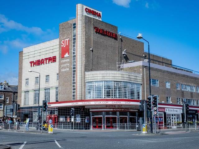 Stephen Joseph Theatre in Scarborough