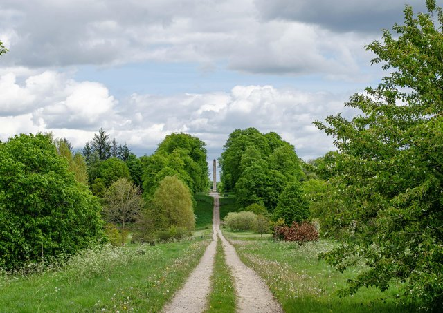 The Yorkshire Arboretum will be open to visitors until Monday, November 30.