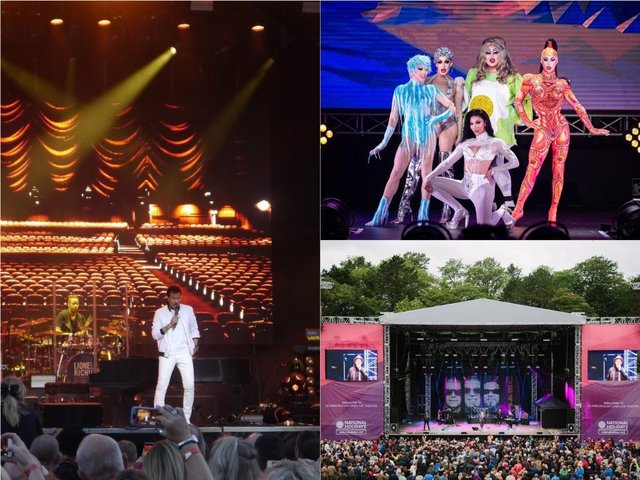 This is who's coming to Scarborough Open Air Theatre in summer 2021
