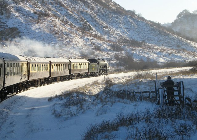 The North Yorkshire Moors Railway will be operating Santa Specials on weekends during December, as well as December 21 to 24. Photo submitted