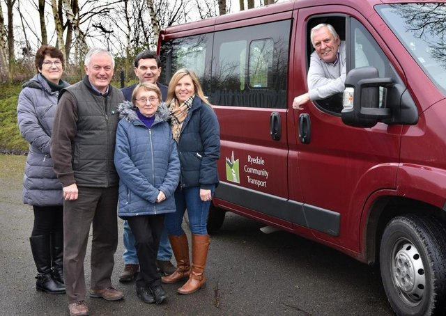Ryedale Community transport wants your tree decorations. Photo submitted