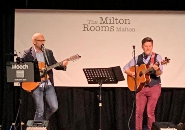 Taphouse Burnout will perform at the Milton Rooms on December 19.