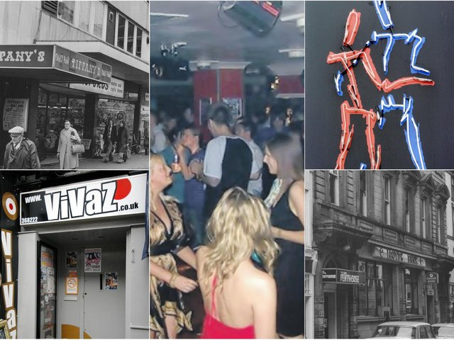 In pre-smartphone days, nightspot photography was rare. If you have any photos of your favourite clubs - inside or outside - please email them to steve.bambridge@jpress.co.uk
