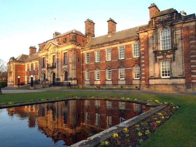 County Hall, Northallerton.