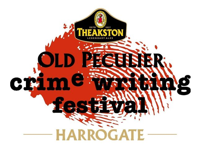 Old Peculier Crime Writing Festival will be held in Harrogate