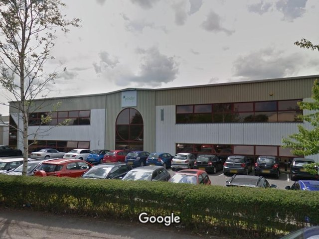 Pindar's offices in Eastfield. (Photo: Google)