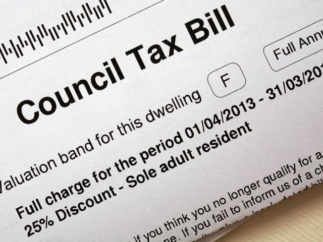 Bill payers face a £50 increase despite a freeze agreed by the council.