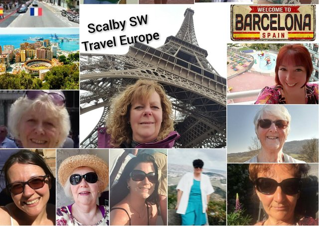 One of the pictures sent out to the Scalby Slimming World Group members. Photo submitted
