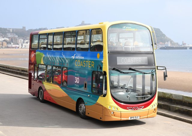 Bus company East Yorkshire has announced it will be taking on new staff in Scarborough.