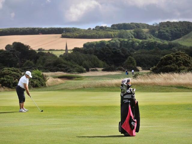 Ganton Golf Club.