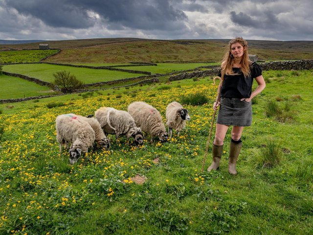 Filey Literature Festival next year will include appearance by Yorkshire shepherdess Amanda Owen.