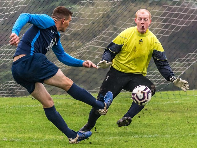 Null and void: For the North Riding and Beckett Football League