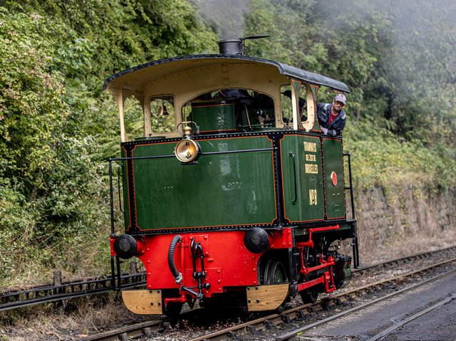 Lucie was named the clear winner of the 2021 Heritage Railway Association's Steam Railway magazine award,