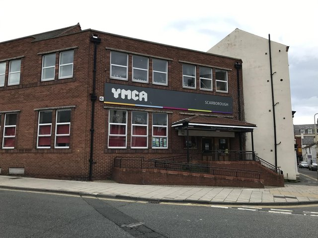 YMCA, St Thomas Street, Scarborough, reopens on Monday May 17