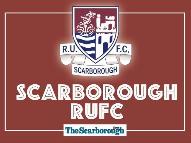 Scarborough RUFC news.