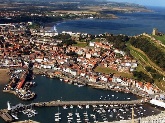 Accommodation providers in Scarborough are seeing a sharp rise in bookings for the summer.