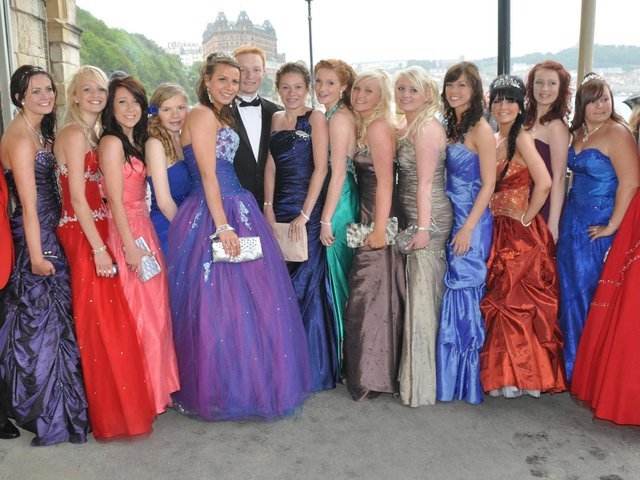 Pindar Prom - do you recognise anyone?
