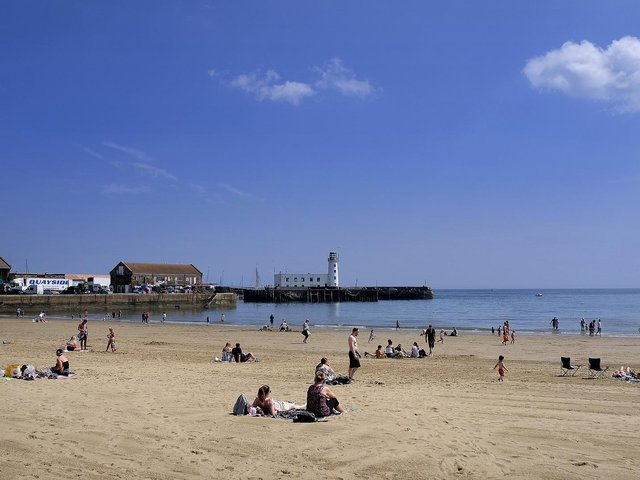 Scarborough ... a popular place to live, as well as a visitor mecca.