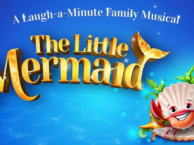 Little Mermaid comes to Scarborough Spa in the summer