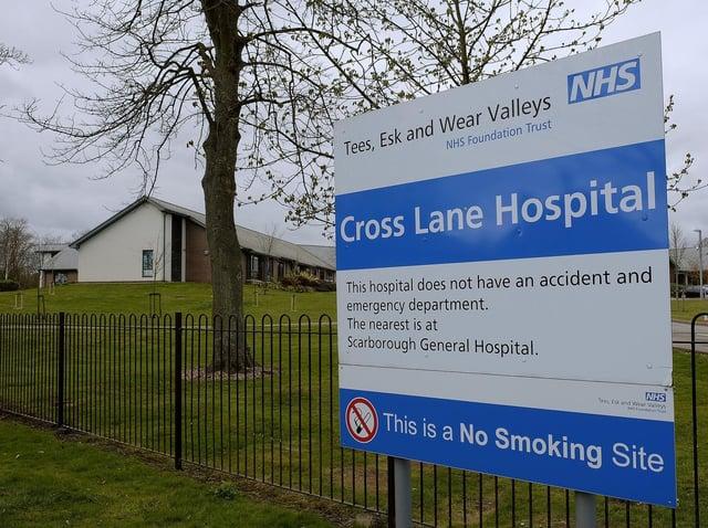 Cross Lane Hospital. Picture: JPI Media/ Richard Ponter