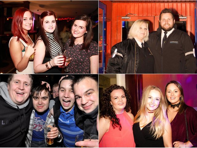 Enjoy our night out gallery, and see who's pictured.