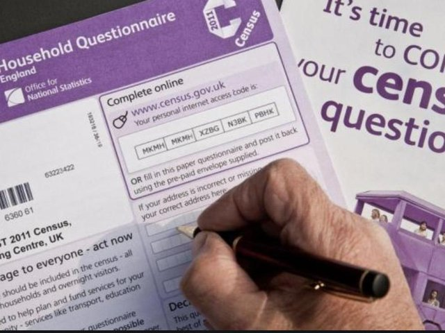 Events are being held to help residents complete their census form.