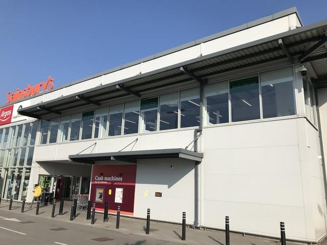 Sainsburys in Scarborough. Picture: JPI Media