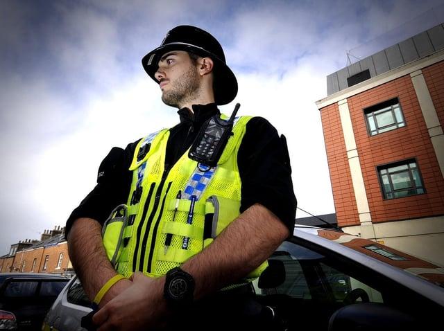 Police stock image. Picture: JPI Media/ Richard Ponter