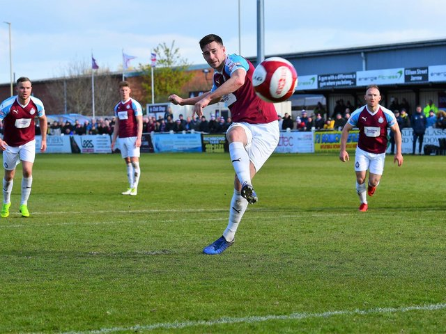 FULL-TIME: South Shields are moving into a full-time model