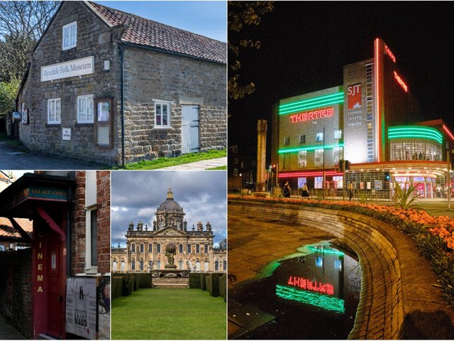Cash grants have gone to, among others, Ryedale Folk Museum, Stephen Joseph Theatre and Palace cinema in Malton, while Castle Howard has received a loan.