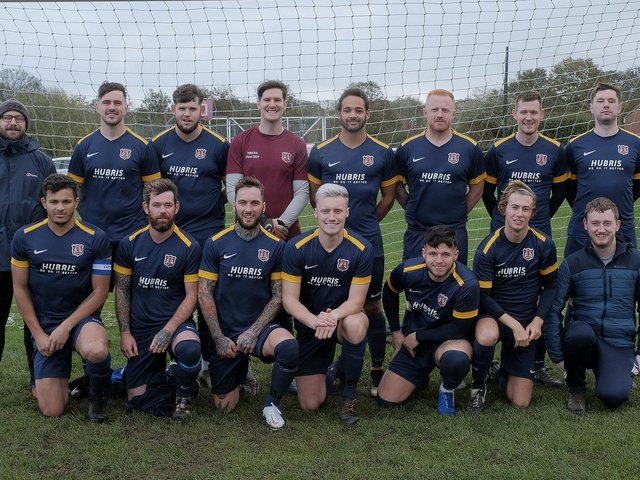 CUP PROGRESS: Angel Athletic will join Trafalgar and Newlands in the quarter-finals of the North Riding FA Sunday Challenge Cup