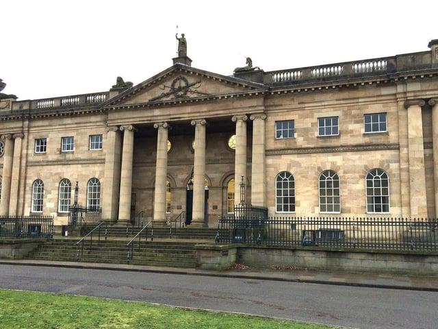 York Crown Court.